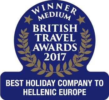 British Travel Awards Winner 2017
