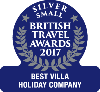 British Travel Awards Silver 2017