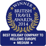 Best Small Holiday Company