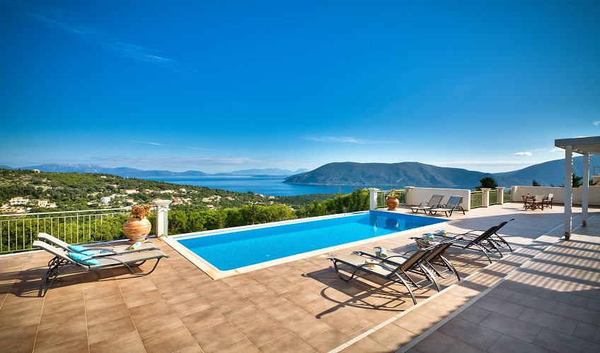 4 Bed Villa, Private pool, Flts & Car hire