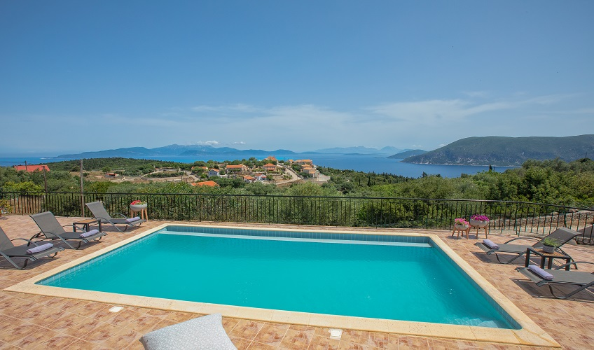 3 Bedroom, Private pool, Flts, Trfs & Car hire