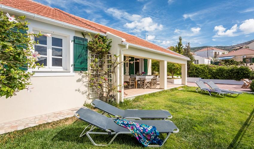 Villa Holidays In Kefalonia With Flights