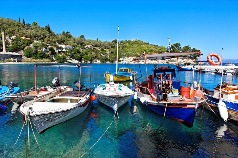 Ionian and Aegean Island Holidays  Sousta Maisonettes  Loggos  Paxos