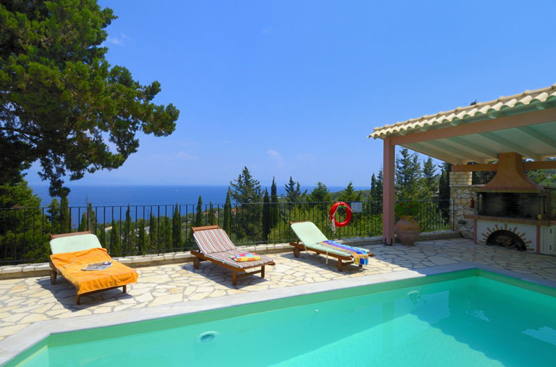 2 Bed Villa, Private Pool, Flts, Trfs & Car hire