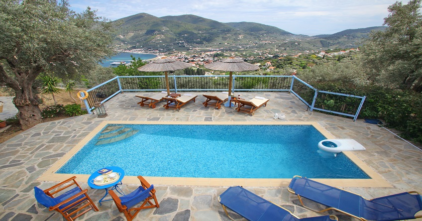 3 Bed Villa, Private Pool, Flts & Car hire