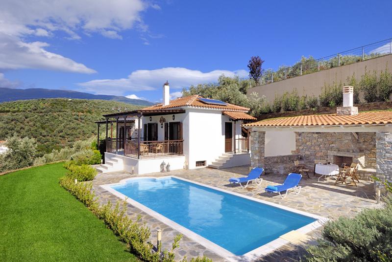 Greek Island Villa Holidays With Flights