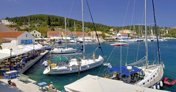 Ionian And Aegean Island Holidays: Live Webcams