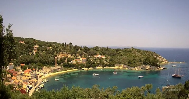 Ionian And Aegean Island Holidays: Live Webcams